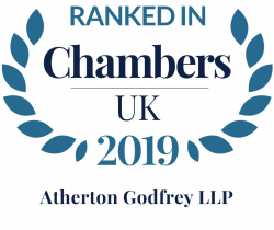 Ranked in Chambers UK 2019 | Atherton Godfrey LLP
