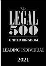 McQ Legal 500 Logo 2021