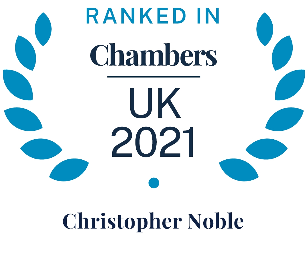 Chris Noble Chambers 2021